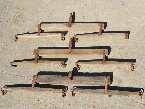 Antique Doubletrees for Implements-Each