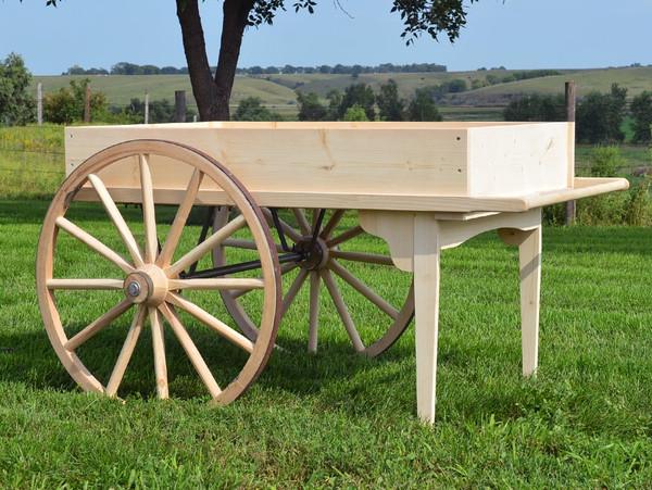 Flower or Farm Market Cart