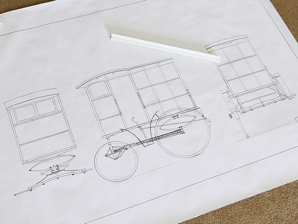 Milk Wagon Plans