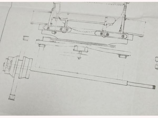 Oil Tank Wagon Plans