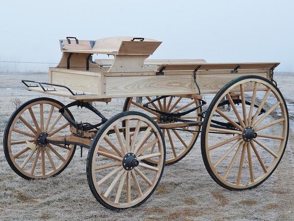 Light-Duty Express Wagon