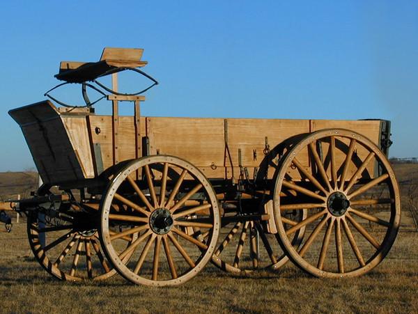 Historic M1901 Army Escort Wagon
