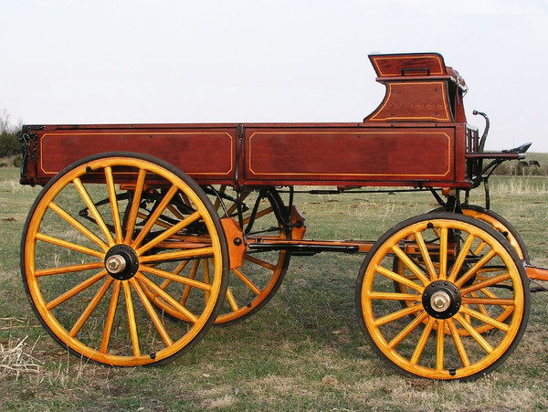 Historic Express Wagon