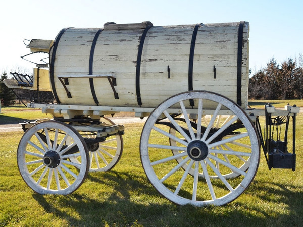 Miller Patent Sprinkling Wagon