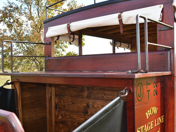 Mudwagon for Display and Parade Use-Custom Built