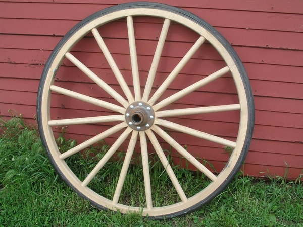 Roller Bearing Buggy & Buckboard Wheels