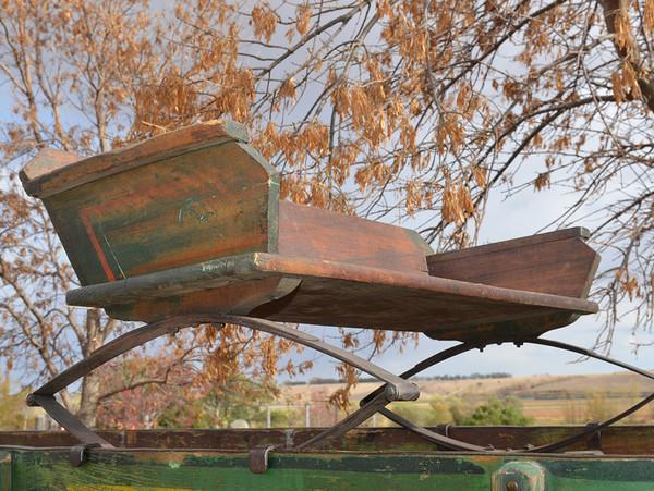 Restored Newton Farm Wagon-PENDING SALE