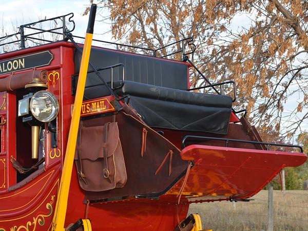 Western Mail Stagecoach