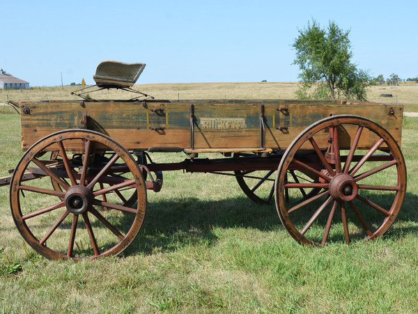 Weber Wagon with Buckeye Box
