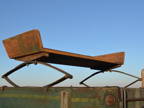 Historic Newton Wagon