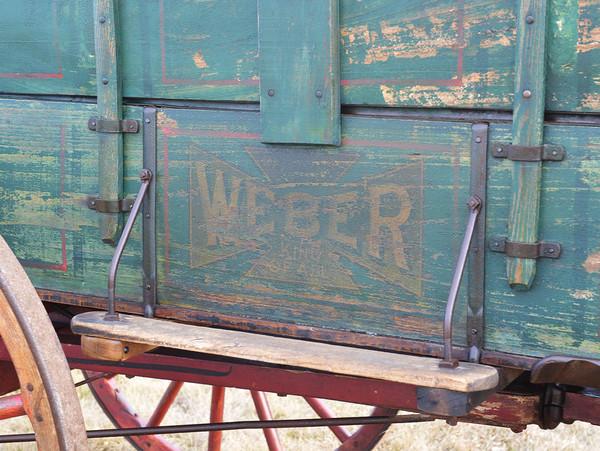 High Wheel Weber Wagon