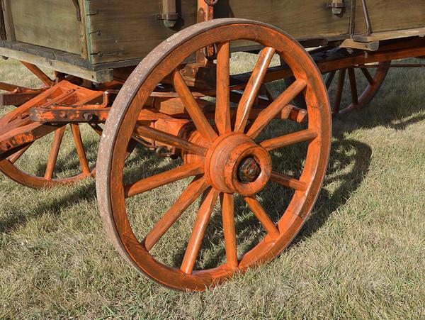 Antique Peter Schuttler Wagon