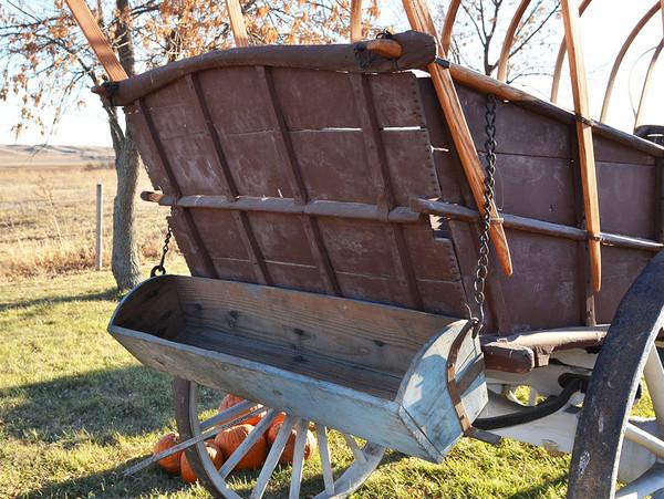 Original Conestoga Wagon