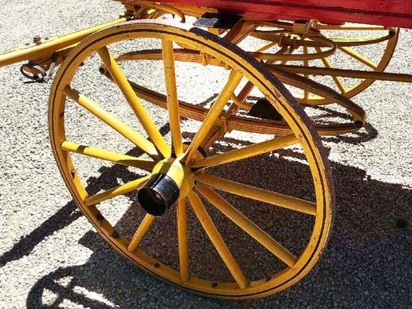 3 Seat Mountain Wagon