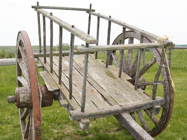 Original Ox Cart