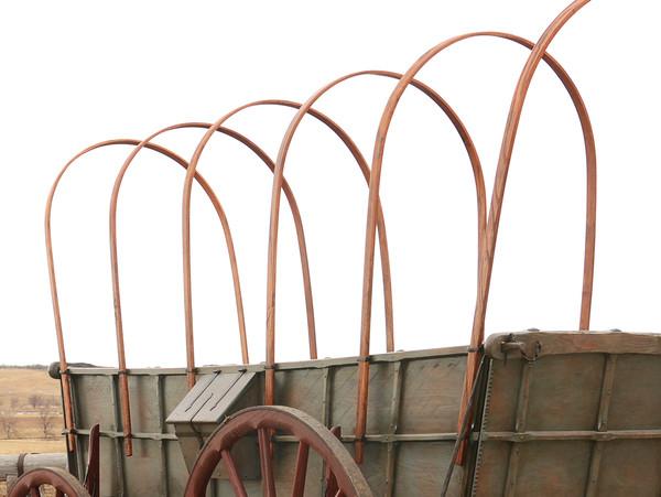 Wagon Bows-Set of 5
