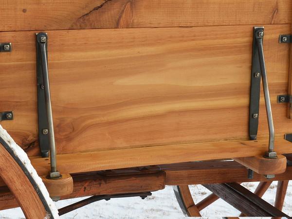 Draw Strap for Farm Wagon
