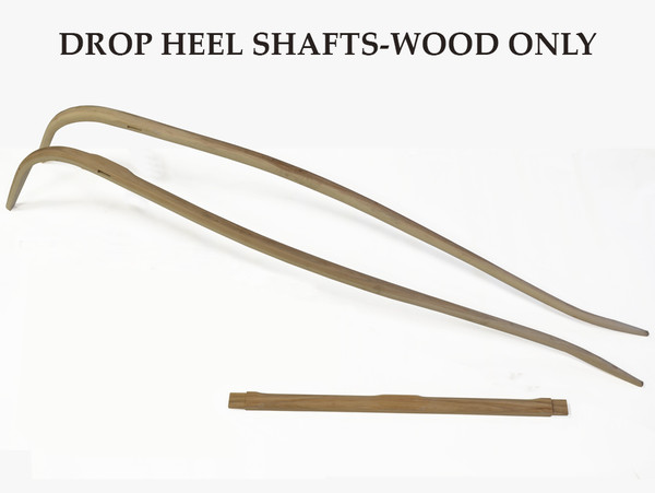 Drop Heel Buggy Shafts for Horses