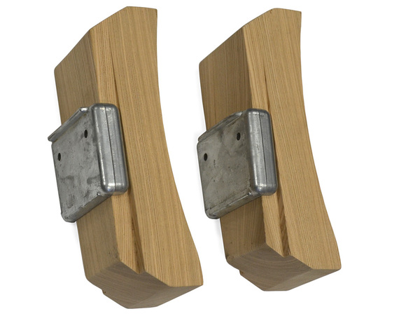 Wagon Brake Block and Holder