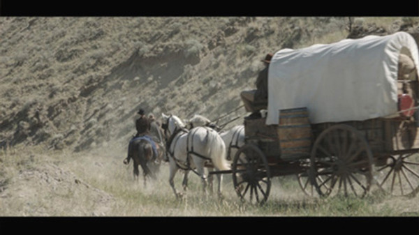 """Chuck Wagon Featured in German Film """"Gold"""""""