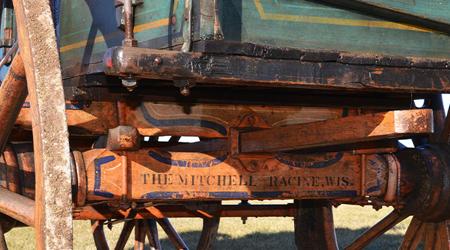 Farm Wagons & Buckboards