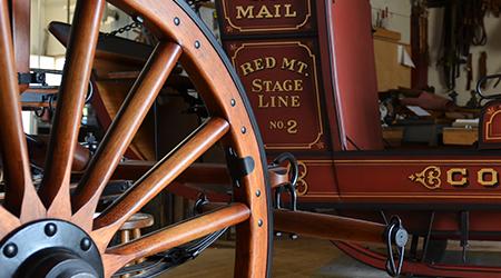 Wagon & Stagecoach Wheels