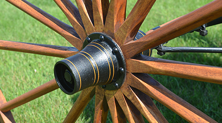 Buggy & Carriage Wheels