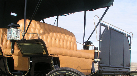 Buggy Parts