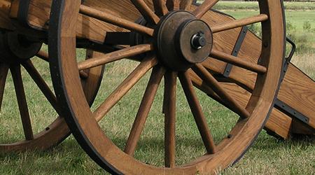 Cannon Wheels & Axles