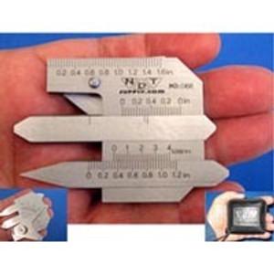 NDT Supply Precision Welding Gauge
