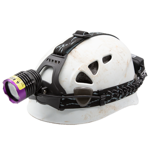 NDT 365nm UV LED Headlamp
