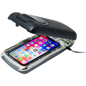Spectronics Cellblaster UV Cell Phone Sanitizer