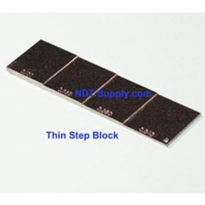Ray-Check Thin Step Block