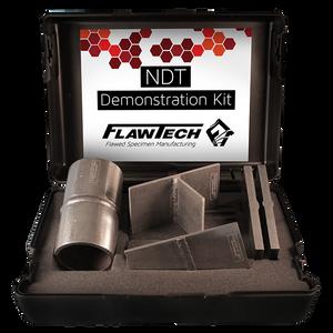 FlawTech Standard NDT Demonstration Kit