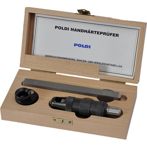 Poldi Portable Hardness Tester