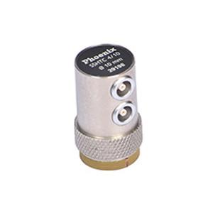 High Temp Twin Crystal Compression Transducers