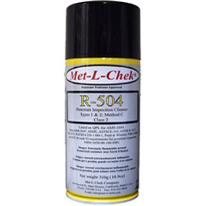 Met-L-Chek R-504 Cleaner/Remover