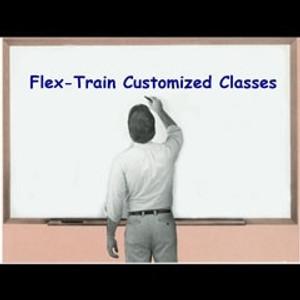 Flex-Train Customized Classes