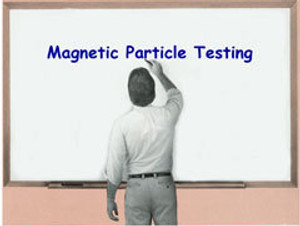 NDT Magnetic Particle Testing