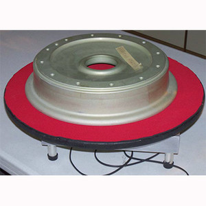MT-150 Motorized Aircraft Wheel Turntable