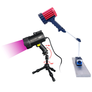 LCNDT UV Lamp Tripod and Magnetic Stands