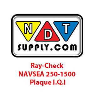 NAVSHIPS 250 -1500 (NAVSEA 271) - Individual IQI's