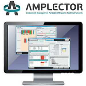 NDT AMPLECTOR Instrument Manager for Portable UT