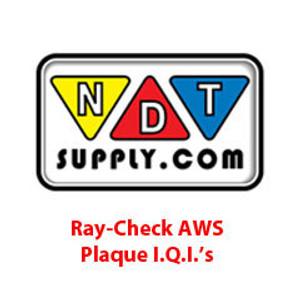 Ray-Check AWS Plaque I.Q.I.'s
