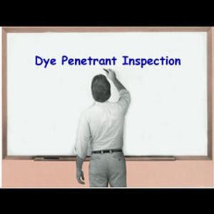 Penetrant Training Courses