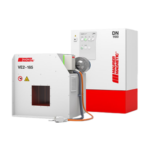 Maurer VE + DN Industrial Duty Demagnetizers