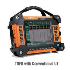 SIUI Supor Phased Array & TOFD Flaw Detector