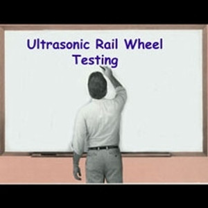 Ultrasonic Rail Wheel Testing
