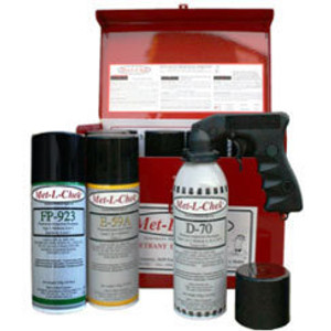 Met-L-Chek Penetrant Test Kits