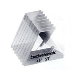 Angle Beam Wedges - Technisonic Probes